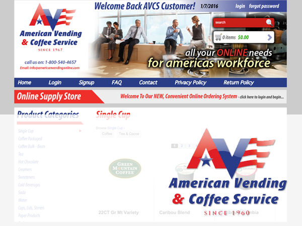 American Vending and Coffee Service
