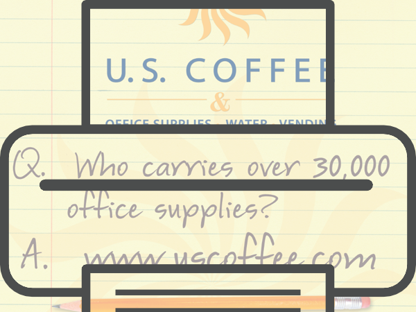 US Coffee Pop-Up Tradeshow Banner